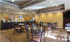 San Francisco Hotel Reservations - Breakfast Area at San Francisco Hotel