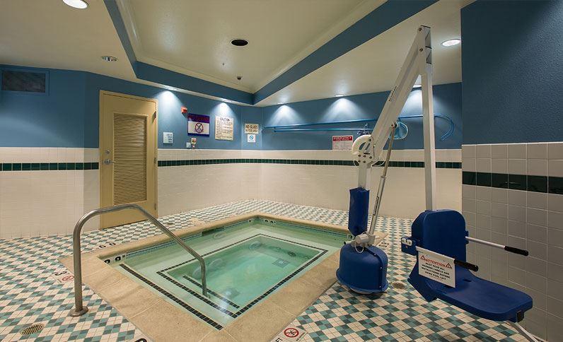 San Francisco Hotel Pool