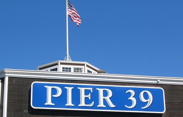 Castro Valley Fisherman's Wharf Pier 39